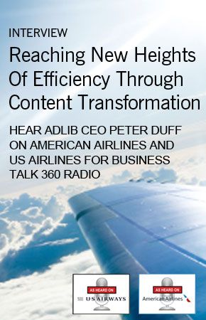 Reaching New Heights Of Efficiency Through Content Transformation