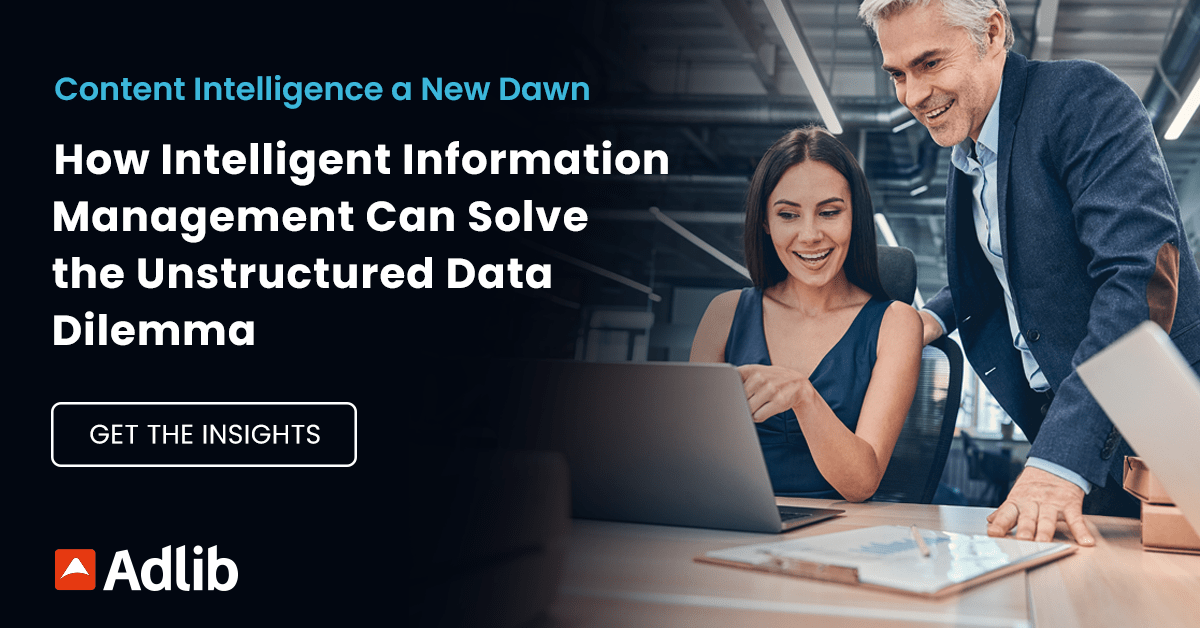 Content Intelligence A New Dawn