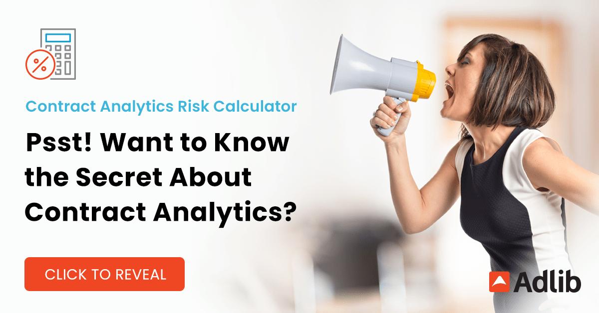 Contract Analytics ROI Calculator