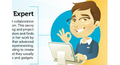 The 9 Types of Collaborators [Infographic] and 1 Sharing Solution Featured Image
