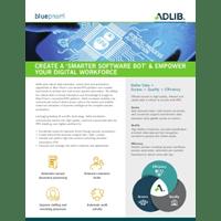 Adlib PDF for Blue Prism Datasheet