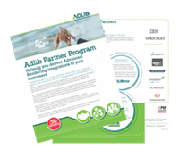 Brochure: Adlib Partner Program Overview