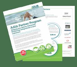 Brochure: Adlib Partner Program Overview