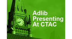 Advanced Rendering to support key public sector initiatives – Adlib goes to CTAC Featured Image