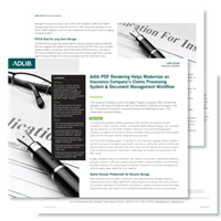 Case Study: Modernized Claims Processing For National Insurance Company