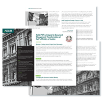 Case Study: Italian Ministry of Justice