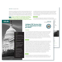 Case Study: U.S. Department Of State