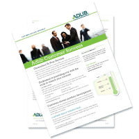 Datasheet: Adlib Customer Success