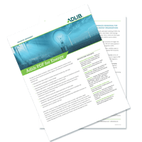Adlib PDF for Energy (Datasheet)