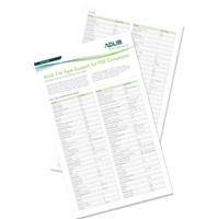 Datasheet: 400+ File Types Supported