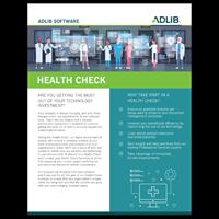 Adlib_WebAsset_DS_HealthCheck
