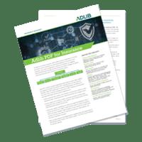 Adlib for Insurance (Datasheet)