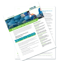 Adlib PDF for Life Sciences (Datasheet)