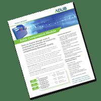 Datasheet: Adlib Compression Module