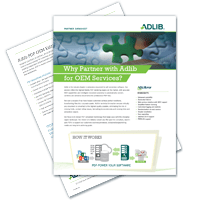 Brochure: Adlib PDF OEM