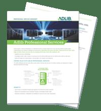 Adlib Professional Services