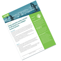 Energy Organization Enables Extraction Of Well Log Data To Drive Intelligent Business Decisions
