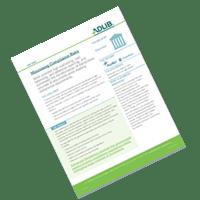Minimizing Compliance Risks