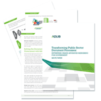 Transforming Public Sector Document Processes: Enterprise-Grade Advanced Rendering for Government