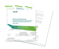Advanced Rendering: Optimizing Business Process Efficiency Through Document Transformation