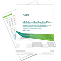 Life Sciences Best Practices Guide