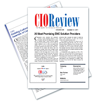 CIO Review Article Includes Adlib In 20 Most Promising EMC Solutions Providers