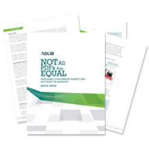 White Paper: Not All PDFs are Equal