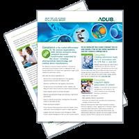 Life Sciences (Solutions Brief)