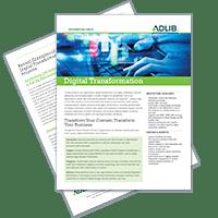 Datasheet-Adlib-Digital-Transformation