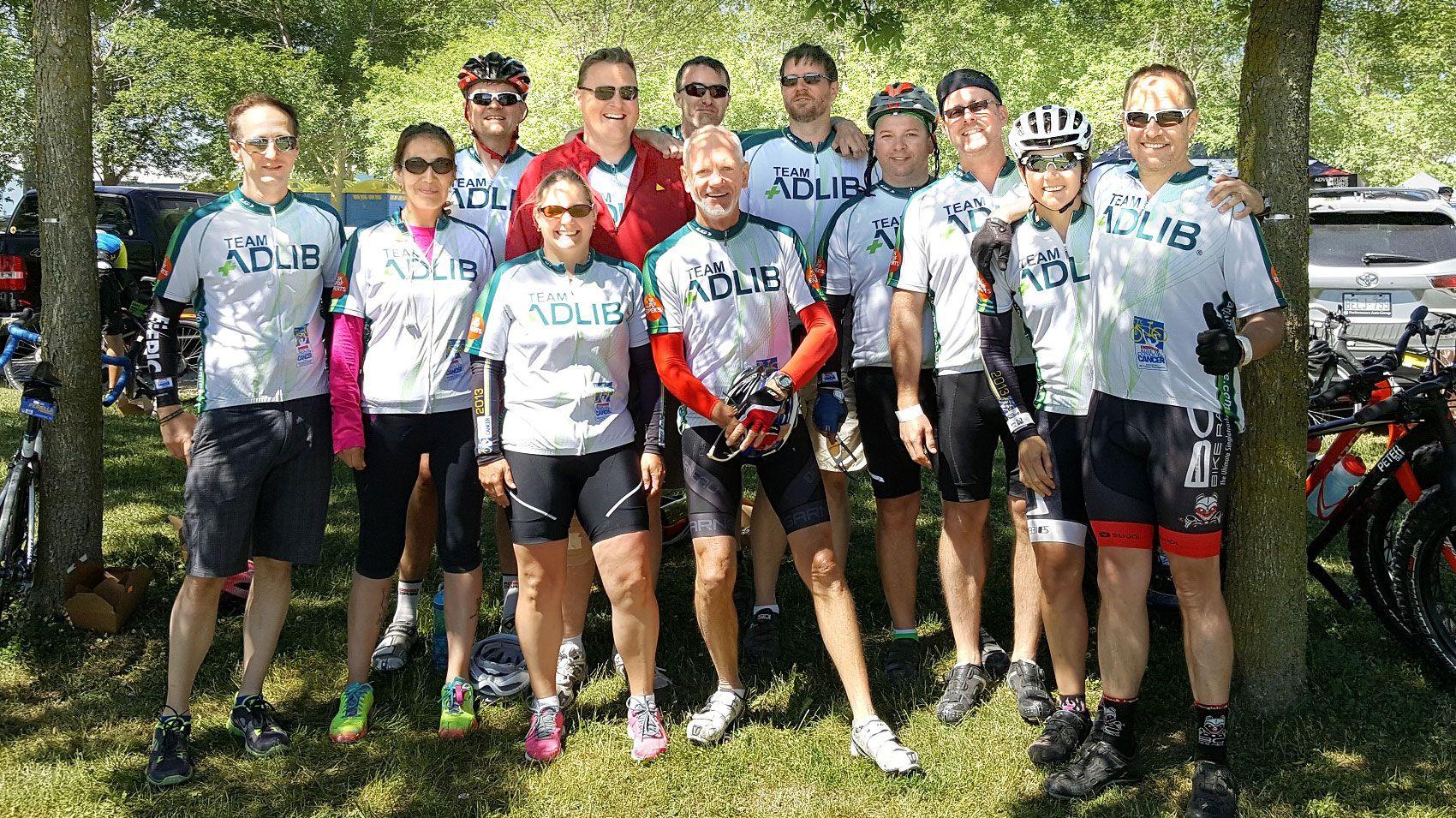 Adlib team