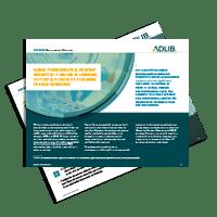 Global Pharmaceutical Company Streamlines Internal Processes with Adlib Enterprise