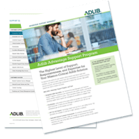Adlib Advantage Support Program