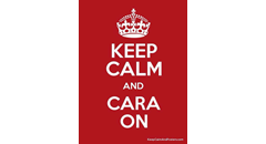Guest post from Generis: CARA – Keep Calm, CARA On Featured Image