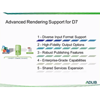 Quick Start Webinar: Achieving Enterprise-Grade Advanced Rendering in Documentum