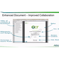 Controlling critical documents with Dassault Systèmes ENOVIA NEW quality-based document control solution, enhanced with Advanced Rendering capabilities