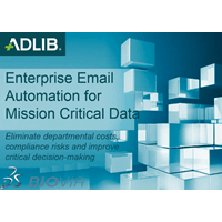 Enterprise Email Automation for Mission Critical Data