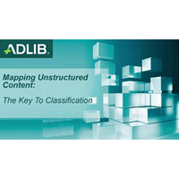 Webinar: New Series #2 - Mapping Unstructured Content: The Key to Real Classification