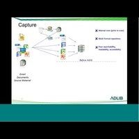 Adlib Customer Case Studies - Open Up Your Mind to Your PDF Possibilities