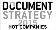 Adlib named one of 2015 Hot Companies by Document Strategy Magazine Featured Image