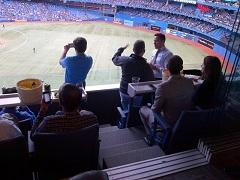 Adlib-K2 Toronto Blue Jays 15 Aug 13