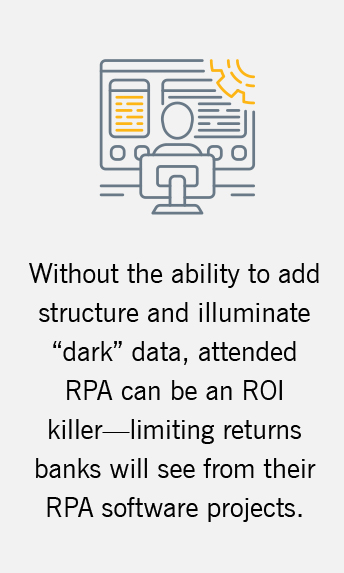 Delivering on ROI through robotic process automation