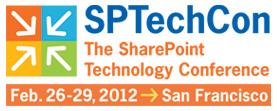 SPTechCon San Francisco 2012