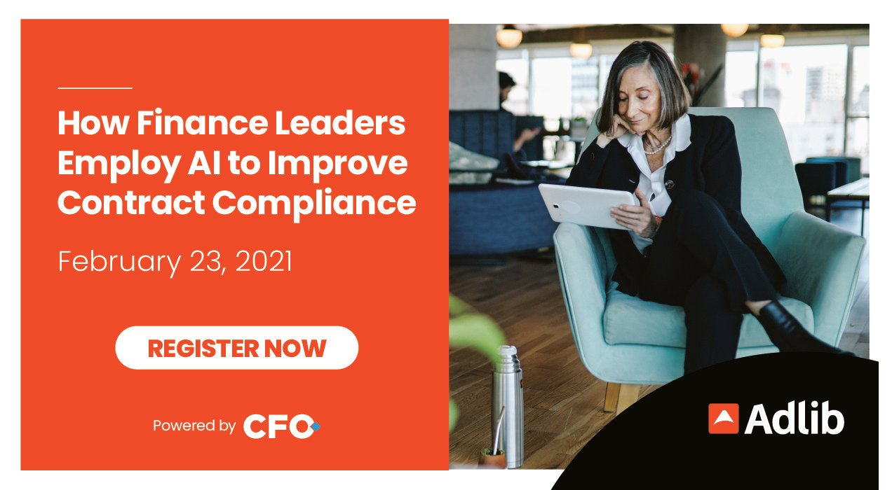 How Finance Leaders Employ AI to Improve Contract Compliance. Featured Image