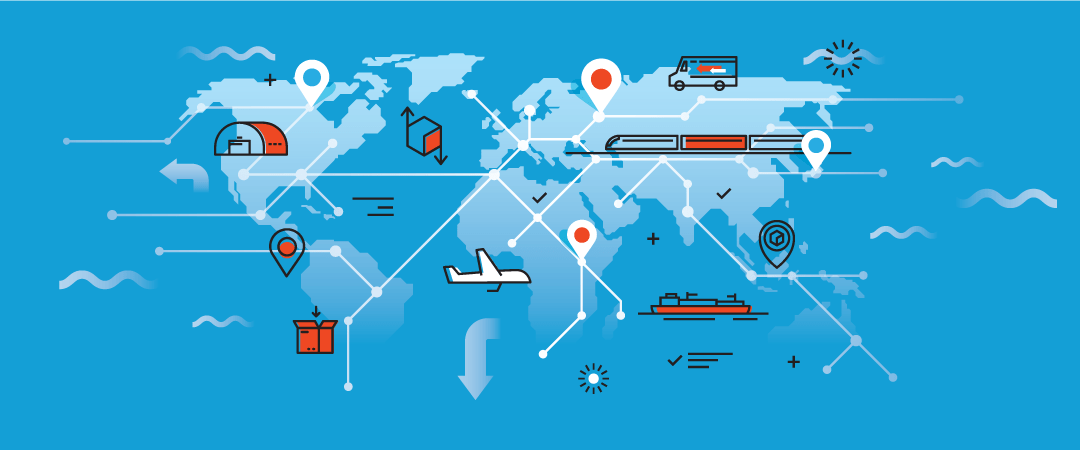 How Is Artificial Intelligence Reshaping Global Supply Chains In 2021? Featured Image