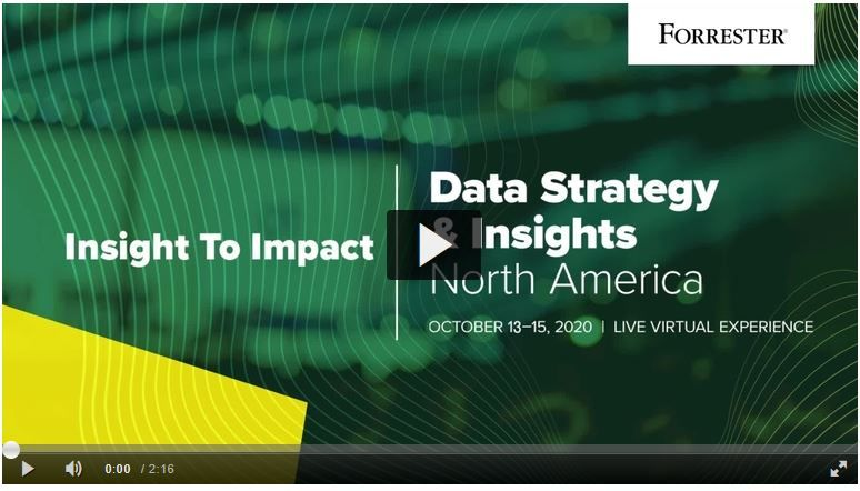 Data Strategy & Insight 2020  North America Featured Image