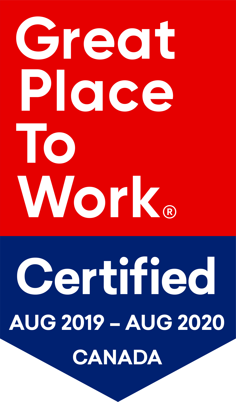 GPTW-Certified